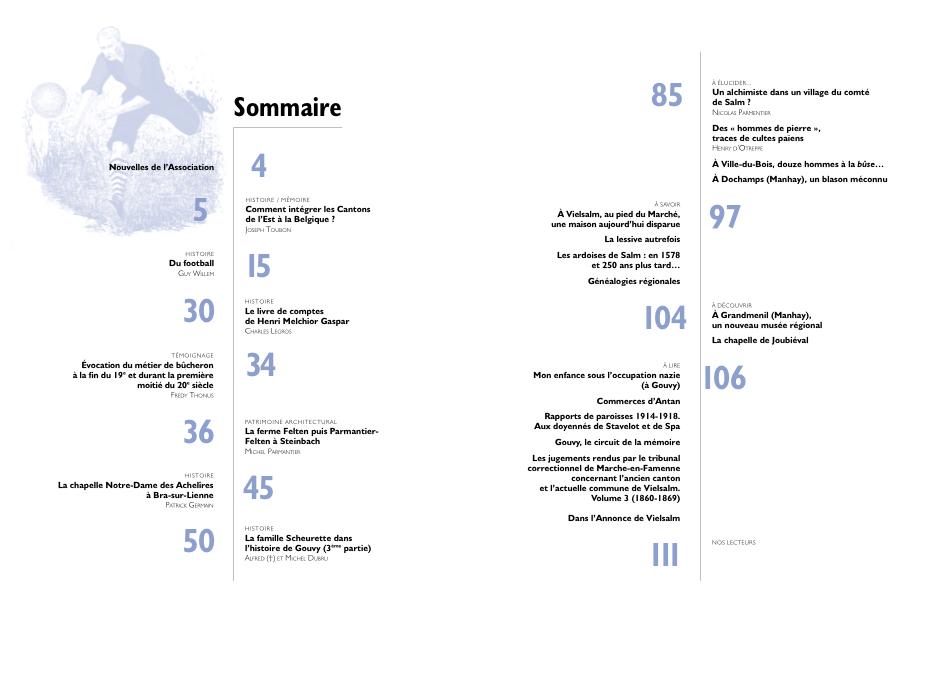 lien vers le pdf du sommaire de la revue n°81