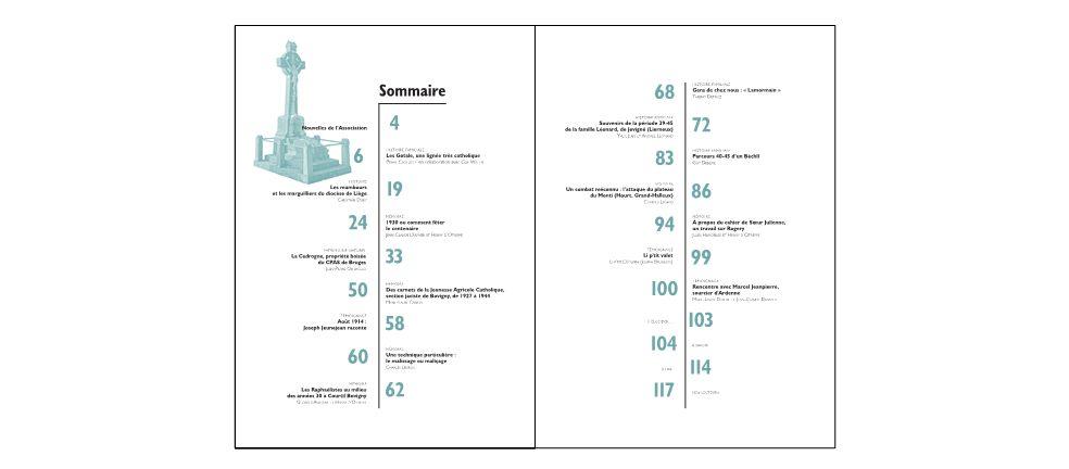 lien vers le pdf du sommaire de la revue n°83